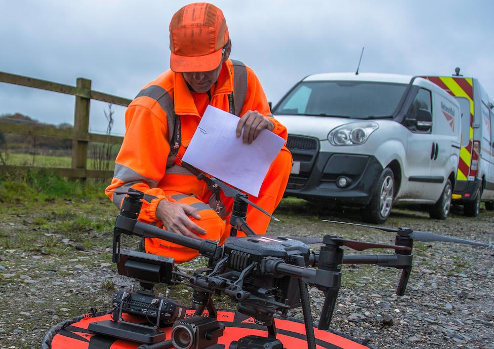 Modelado 3D con drones