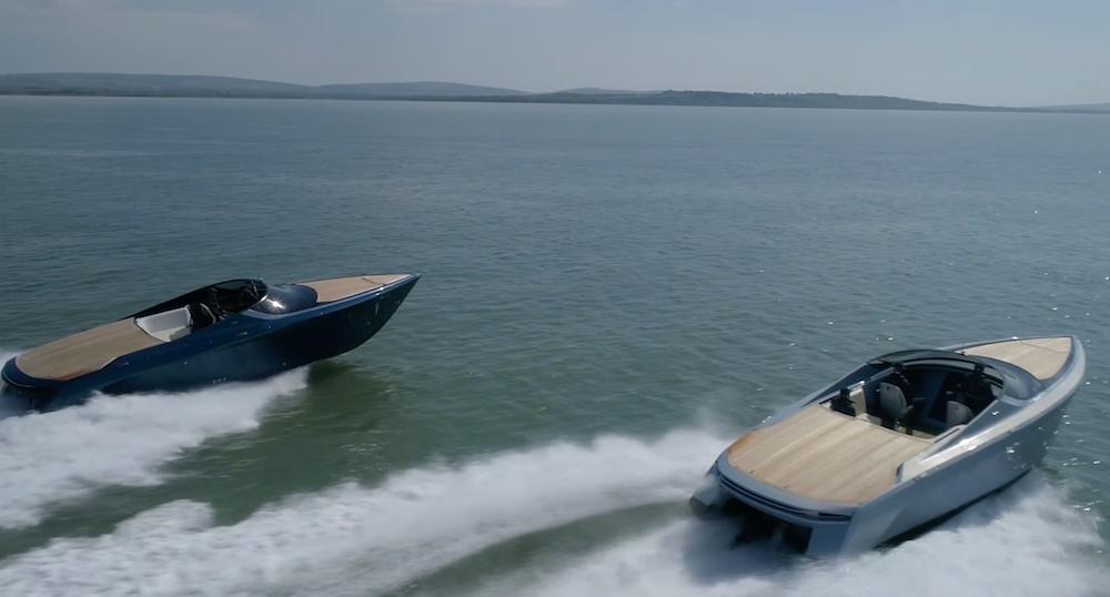 Fotografía y filmación con drones marítimos